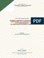 Arregui Sáez, José Luis - Variables cognitivas y motivacionales relacionadas con el nivel de riesgo.pdf