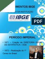 CONHECIMENTOS IBGE