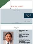My Role Model(Tulsi Tanti)(e)