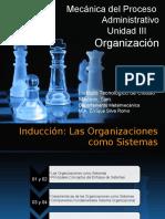 Unidad III Organización.pptx