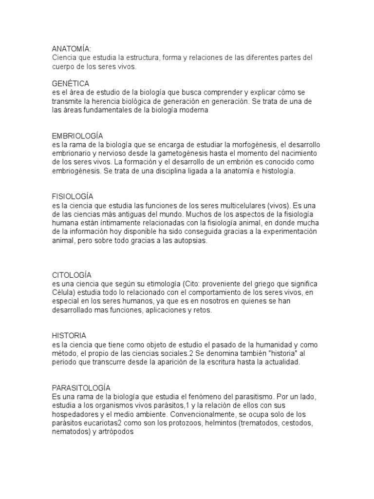Lujo Qué Estudias En La Anatomía Inspiración - Imágenes de Anatomía ...