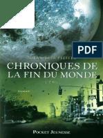[Chroniques de La Fin Du Monde - Tome 2] - L'Exil