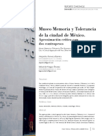 Museo de La Memoria Indómita