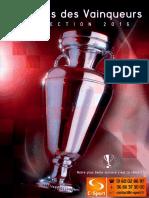 Trophées Des Vainqueurs 2016