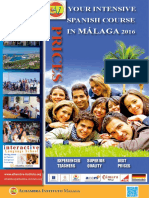 Spanish Courses in Spain Prices 2016