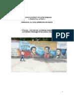 Politics and Society in LA (2015)