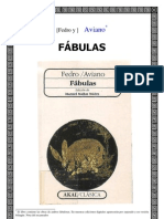 Aviano - Fabulas - Bilingue