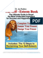 Self Esteem Preview Book