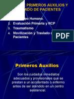 PRIMEROS AUXILIOS EN LA GESTION DE SEGURIDAD Y SALUD OCUPACIONAL[1].ppt