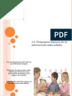Etapas de Desarrollo Piaget Erikson y Kolbher