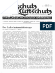 Gasschutz Und Luftschutz 1937 Nr.2 Februar