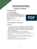 56-A-Optativa III. Administración de Proyectos