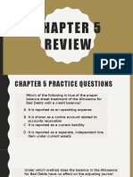 ch 5 practice questions