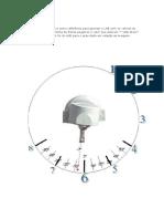 LNB Configuração