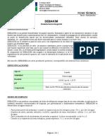 Ficha Técnica DEBAKIM