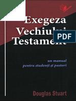 276938651 Douglas Stuart Exegeza Vechiului Testament
