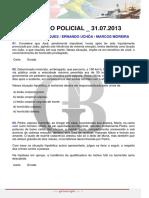 Anexo 20 Planto Policial 31.07.2013 Nicolas Marcos Moreira e Ernando