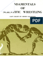 Fundamentals of Scientific Wrestling - Shozo Sashara (1968) 1978