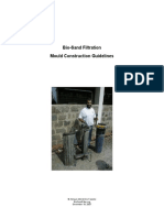 BioSandFilter Mould Construction Guidelines