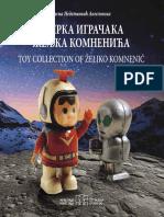 V. n. Angelovska, Katalog, Zbirka Igračaka Željka Komnenića