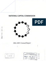 NCC annual report - 2014-15