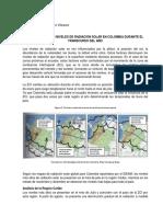 Radiacion en Colombia