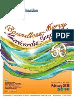 RECongress 2016 Program Book