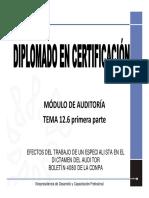 Auditoria Tema 12.6