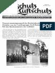 Gasschutz Und Luftschutz 1937 Nr.6 Juni