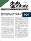 Gasschutz Und Luftschutz 1937 Nr.9 September