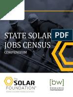 TSF State Solar Jobs Census Compendium