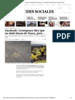 Facebook_ Greenpeace dic...ales _ El Comercio Peru.pdf