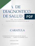 Guia Practica de Diagnostico de Salud 2015