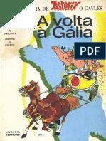 10 Asterix e a Volta Pela Galia