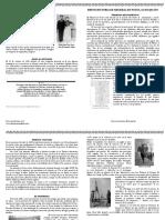 Breve historia del Mineral de Pozos, Guanajuato