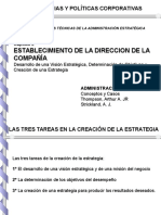 DirecciónEstratégica