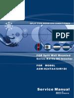 Daijitsu ASW-H24TA4SQCR1D1 Service Manual (1)