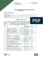 IPCS Inventario de Problemas Conductuales y Socioemocionales