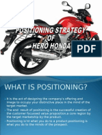 Positioning Strategy 2003