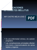 Complic de L-Diabetes Mellitus MIP