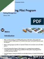 Parking Presentation