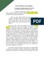 En El País de Las Palabras