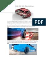 4x4 - 4WD - AWD