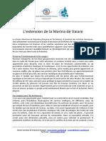 Communiqué Presse - Vaiare - CMPF-Taimoana