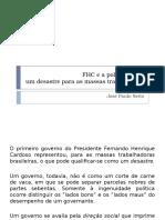 FHC e a política social.pptx