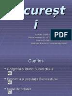 Prezentare Bucuresti