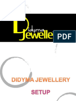 marketing plan for a jewellery