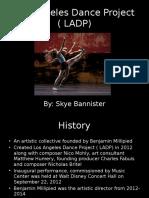 ladp presentation for contemporary