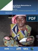 Manajemen Malnutrisi Infant