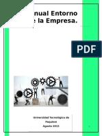 Manual Entorno de La Empresa